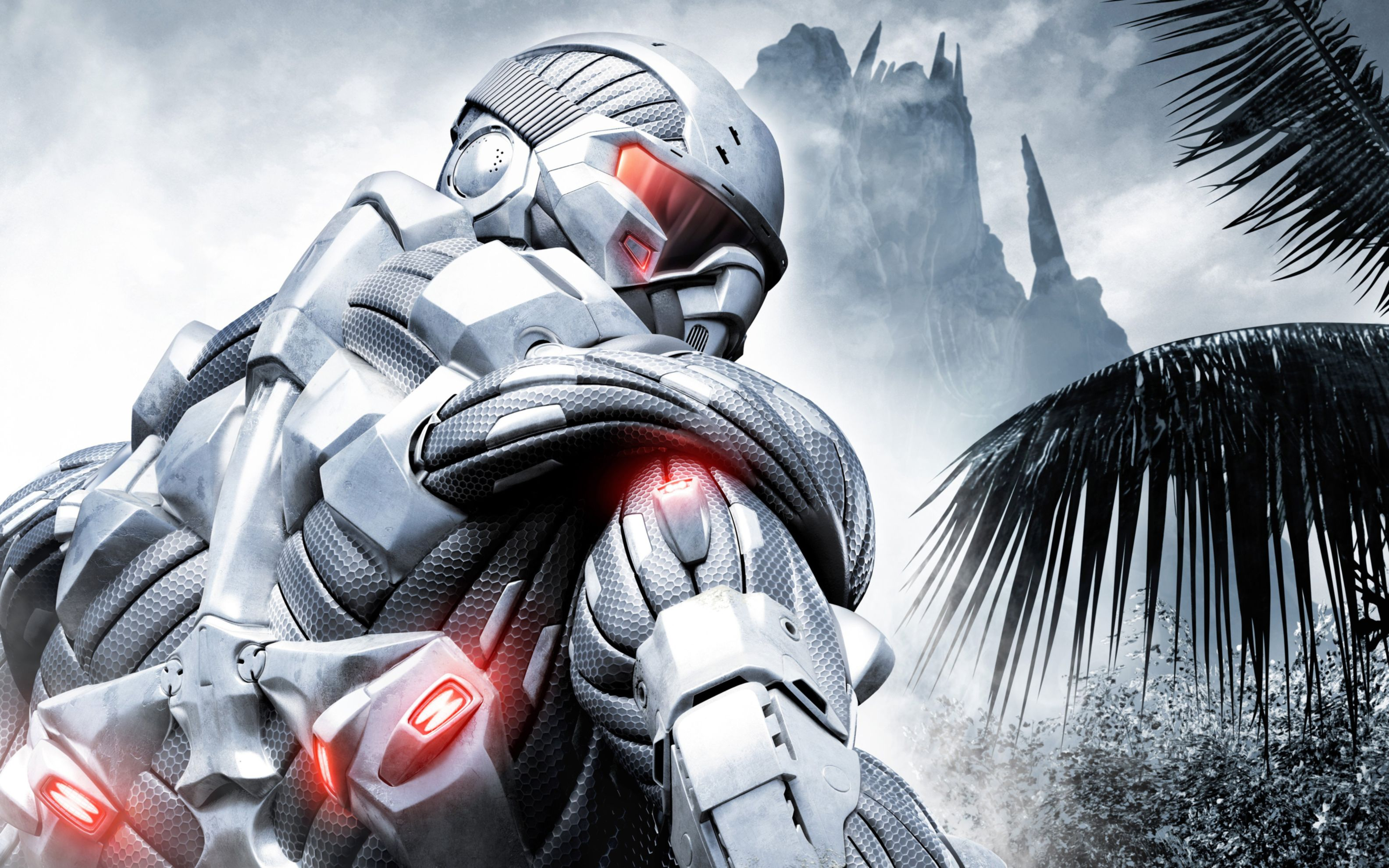 Download free HD Crysis Official Wide Wallpaper, image