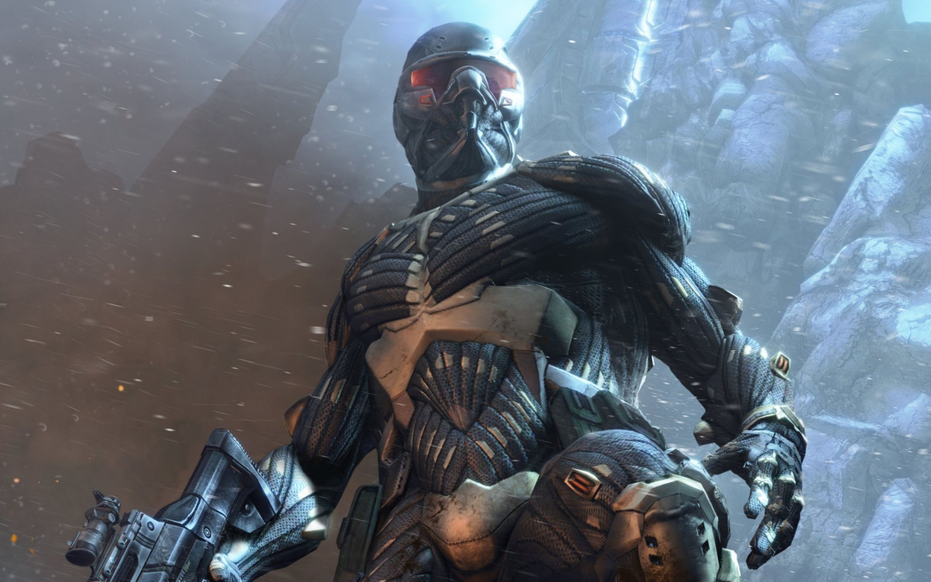 Crysis Wide Wallpaper