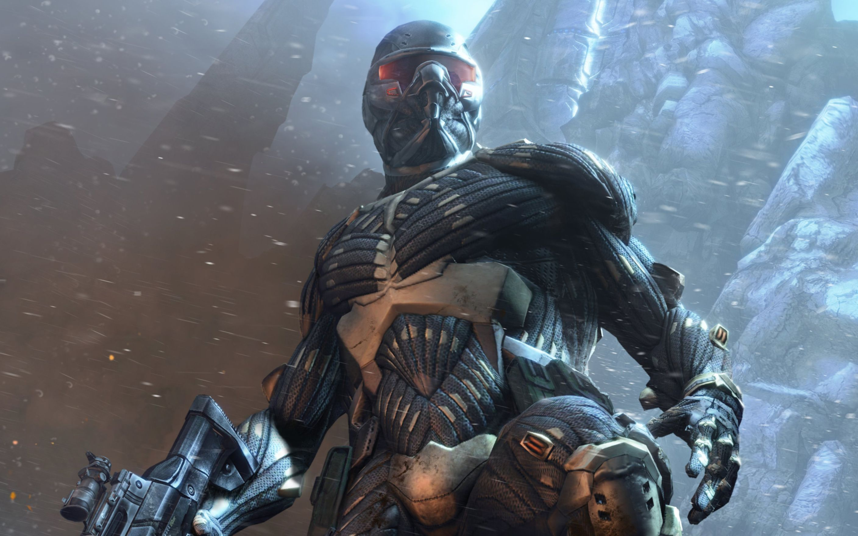 Download free HD Crysis Wide Wallpaper, image