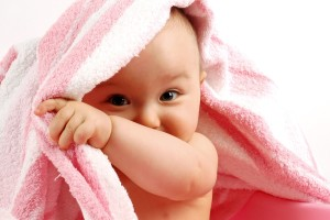 Cute Baby Boy 2 Wide Wallpaper