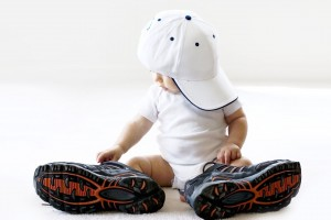 Cute Baby Boy Wide Wallpaper