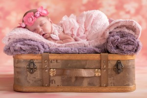 Download Cute Baby Sleep Wide Wallpaper Free Wallpaper on dailyhdwallpaper.com