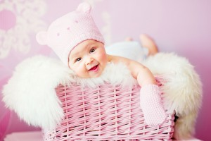 Download Cute Laughing Baby Wide Wallpaper Free Wallpaper on dailyhdwallpaper.com