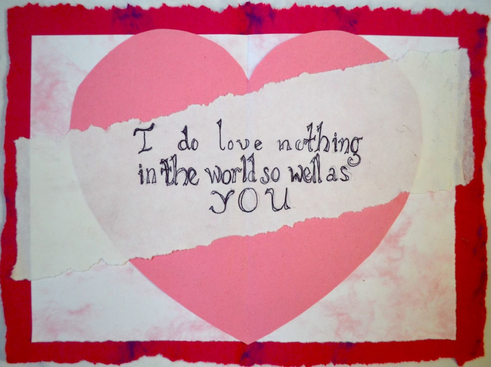 Cute Valentines Day Quotes Picture Wallpaper