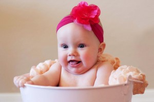 Download Cutest Baby Girl Wide Wallpaper Free Wallpaper on dailyhdwallpaper.com