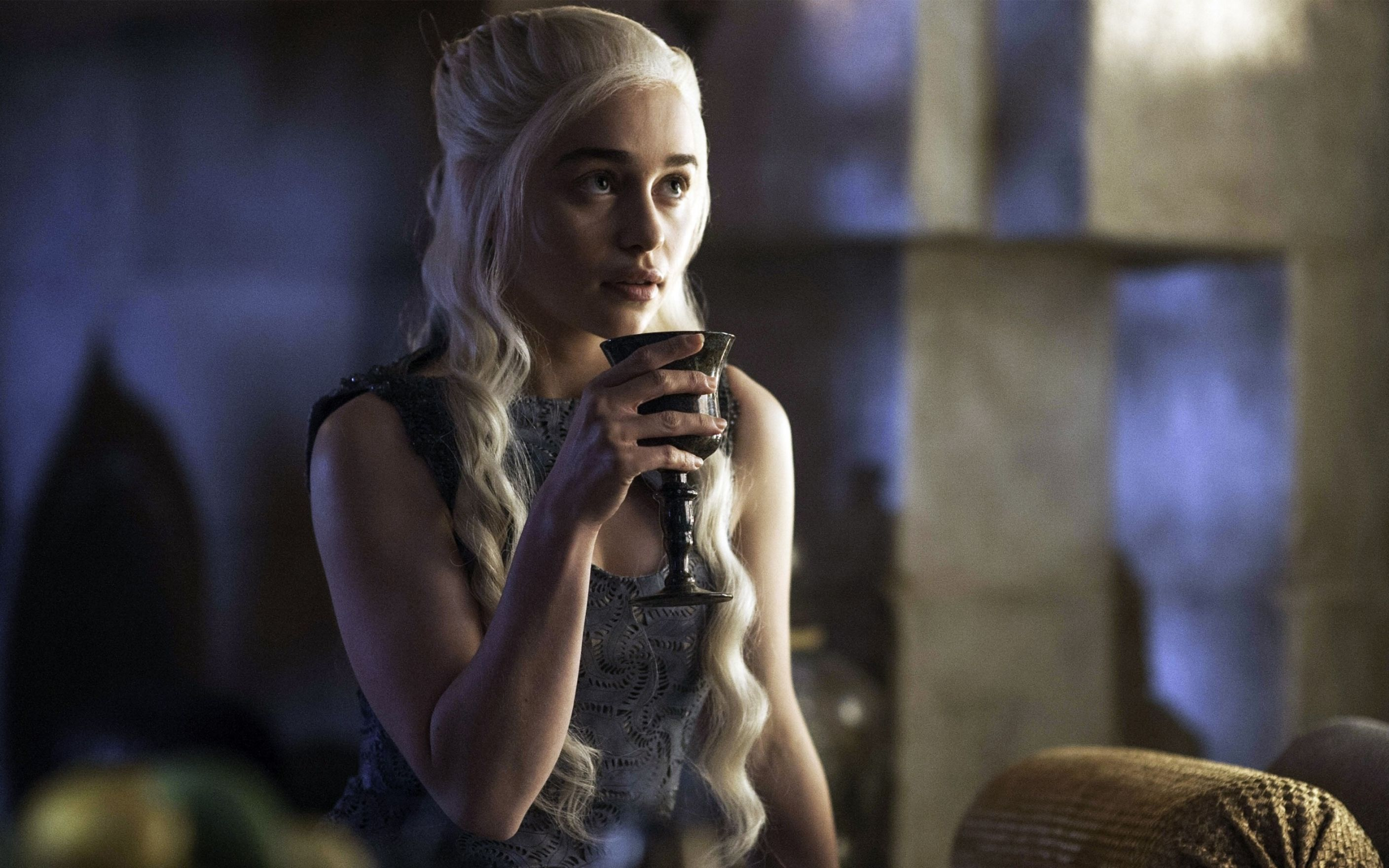 Download free HD Daenerys Targaryen TV Series Wallpaper, image