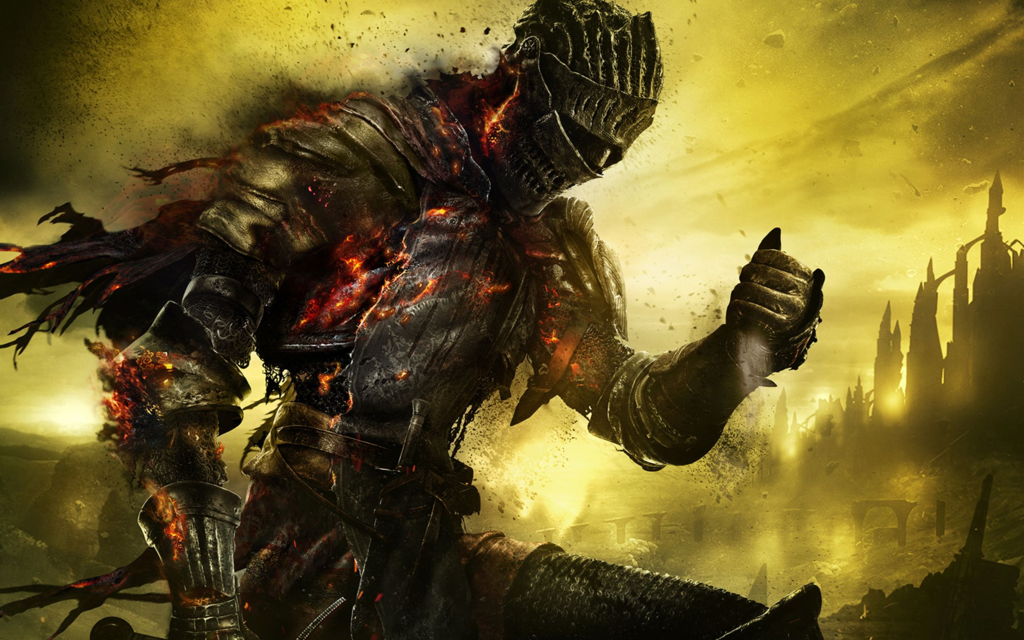 Download free HD Dark Souls 3 Wide Wallpaper, image