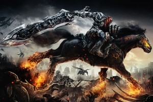 Download Darksiders Game Wide Wallpaper Free Wallpaper on dailyhdwallpaper.com