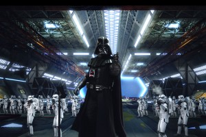 Download Darth Vader Stormtroopers Wide Wallpaper Free Wallpaper on dailyhdwallpaper.com