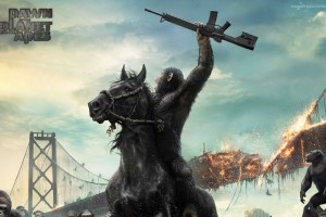 Download Dawn of The Planet of The Apes Movie Wide Wallpaper Free Wallpaper on dailyhdwallpaper.com