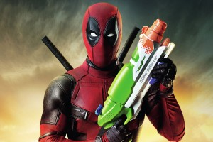 Download Deadpool Super Squirter Wide Wallpaper Free Wallpaper on dailyhdwallpaper.com
