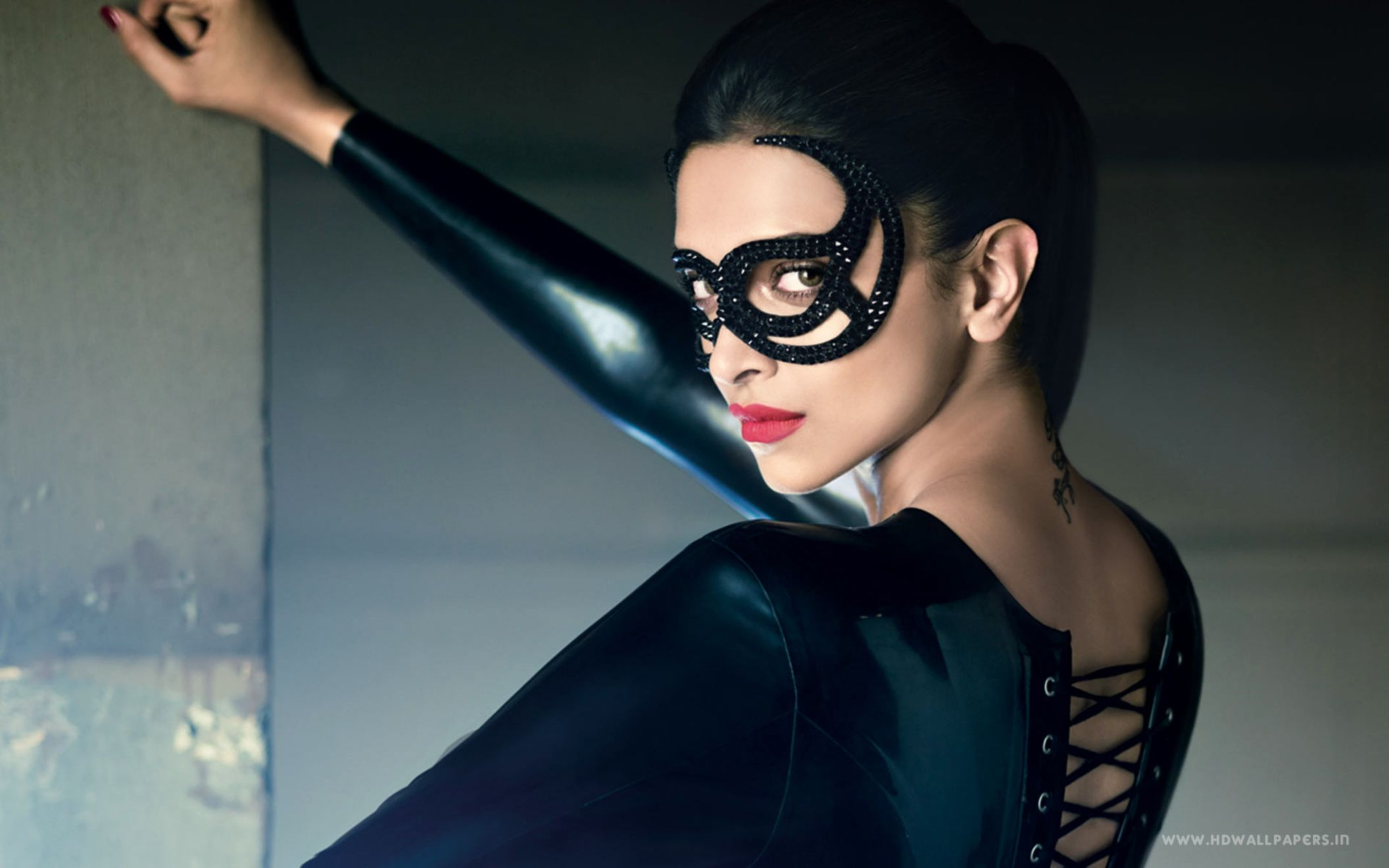 Download free HD Deepika Padukone Gq Magazine Wide Wallpaper, image