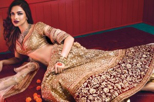 Download Deepika Padukone Traditional Bride Hd Wallpaper Free Wallpaper on dailyhdwallpaper.com