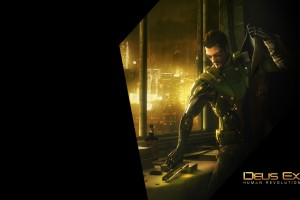 Deus Ex Human Revolution Wide Wallpaper
