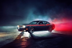 Dodge Challenger RT Wide Wallpaper