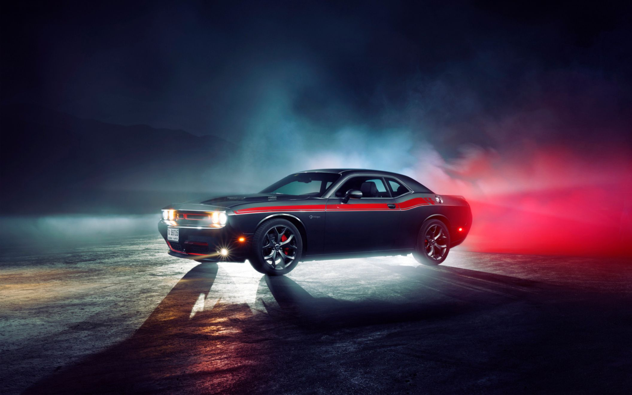 Download free HD Dodge Challenger RT Wide Wallpaper, image