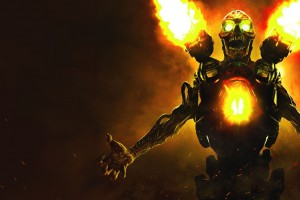 Download Doom 2016 Revenant HD Wallpaper Free Wallpaper on dailyhdwallpaper.com