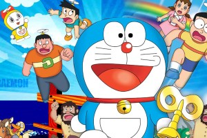 Doraemon 3d Cartoon Hd S For Android Wallpaper