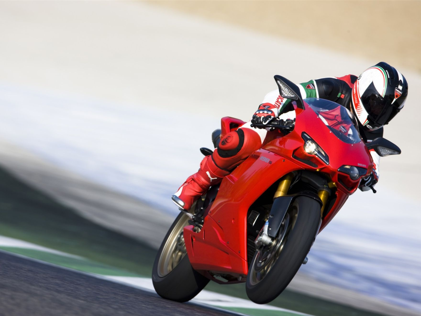 Download free HD Ducati 1198 Race Normal Wallpaper, image