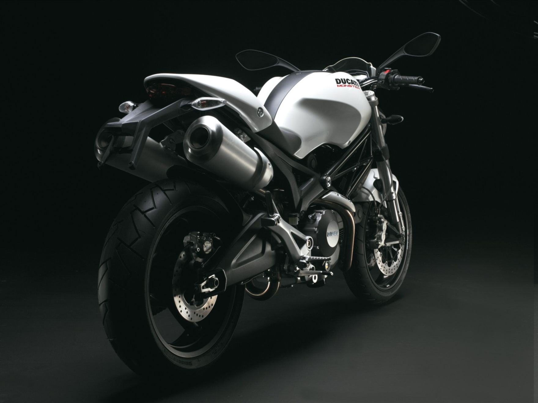 Ducati Monster 696 High Quality Normal Wallpaper
