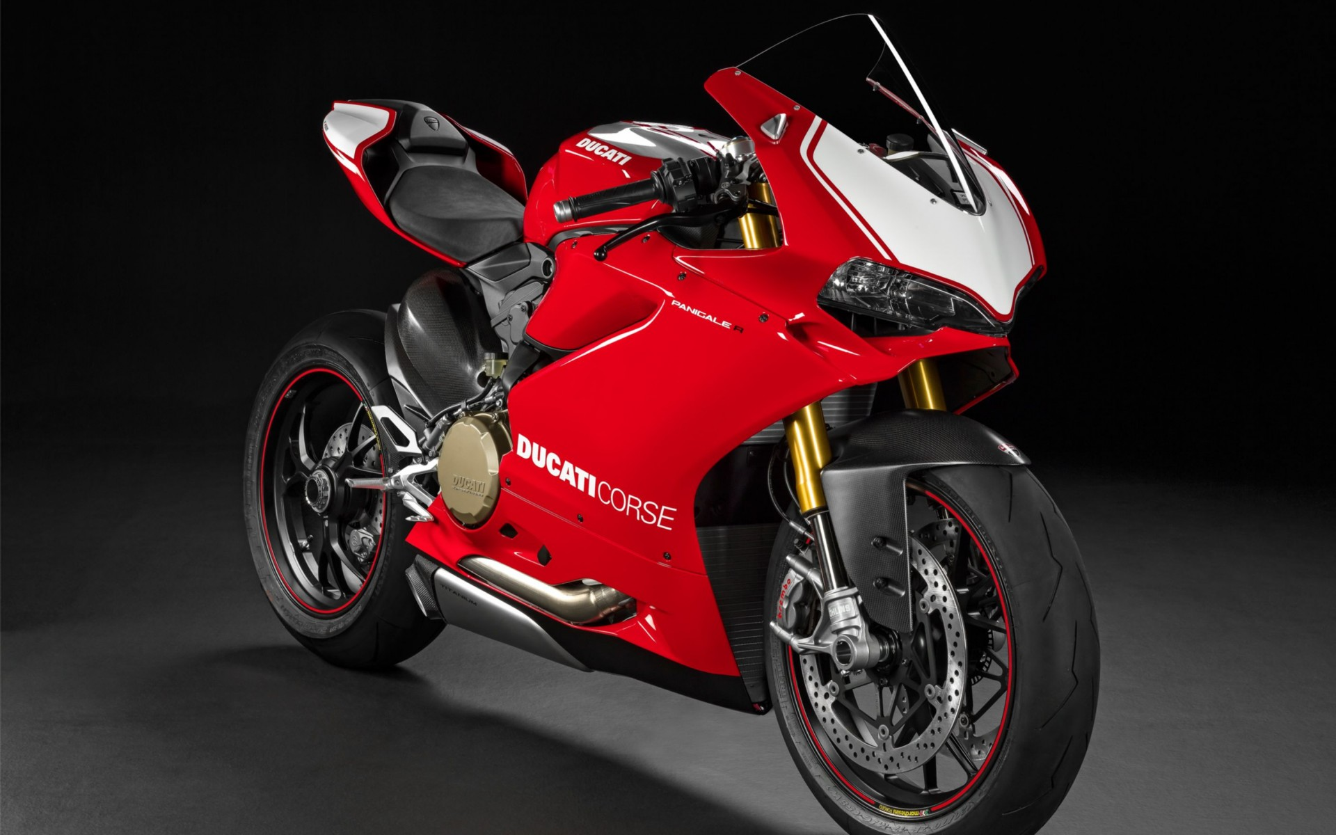 Ducati Panigale R Superbike Wide Wallpaper