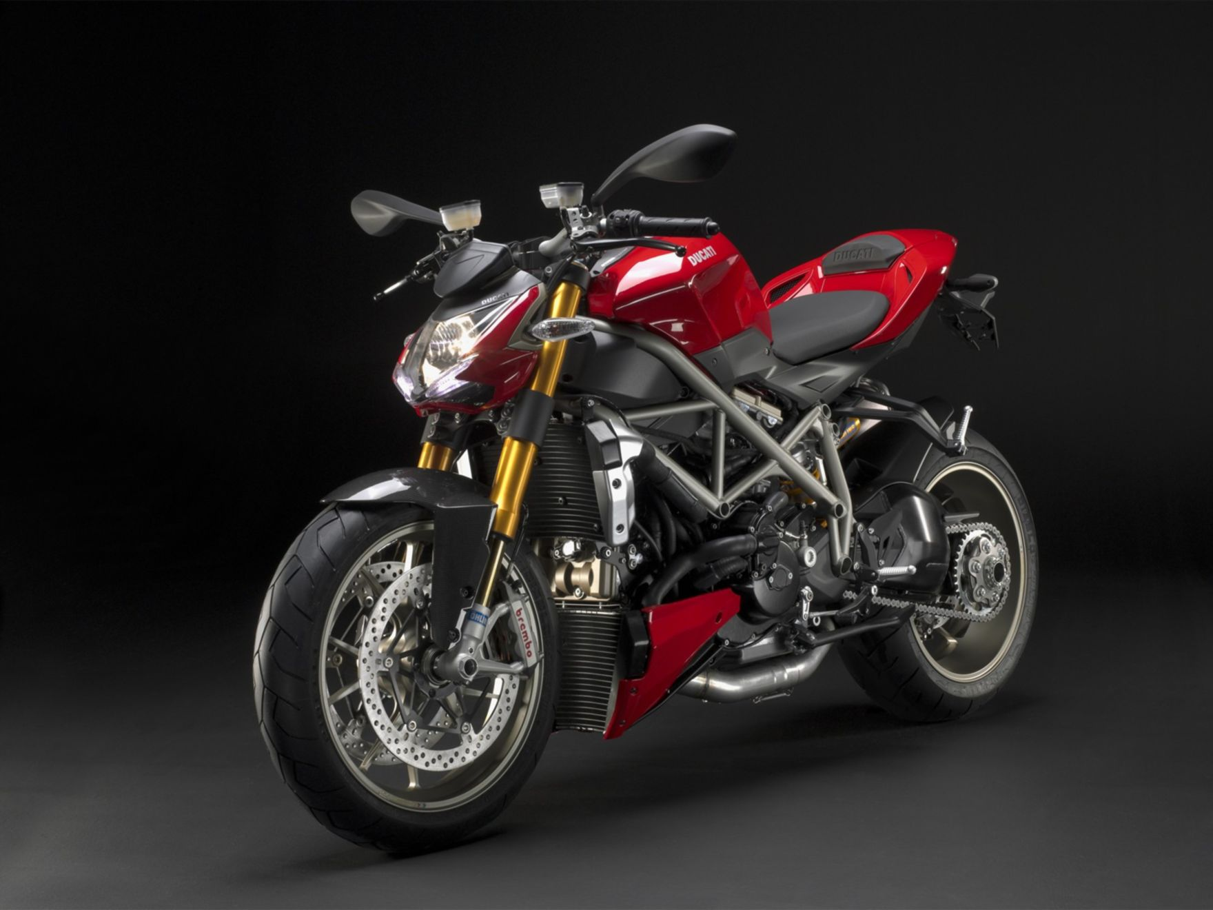 Download free HD Ducati Streetfighter Normal Wallpaper, image