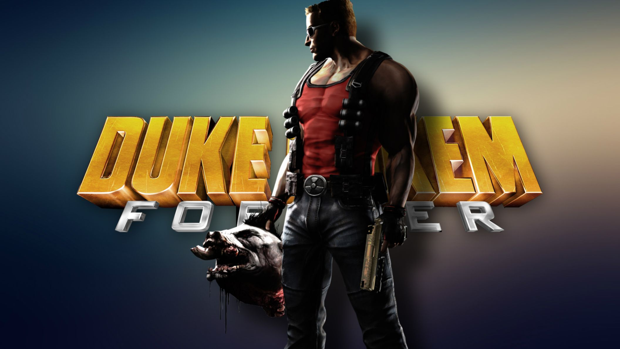 Download free HD Duke Nukem Forever HD HD Wallpaper, image