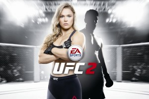 Download Ea Sports UFC 2 Wide Wallpaper Free Wallpaper on dailyhdwallpaper.com