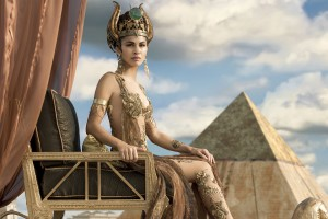 Download Elodie Yung As Hathor Gods of Egypt Wide Wallpaper Free Wallpaper on dailyhdwallpaper.com