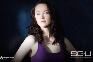 Download Elyse Levesque In Stargate Universe Wide Wallpaper Free Wallpaper on dailyhdwallpaper.com