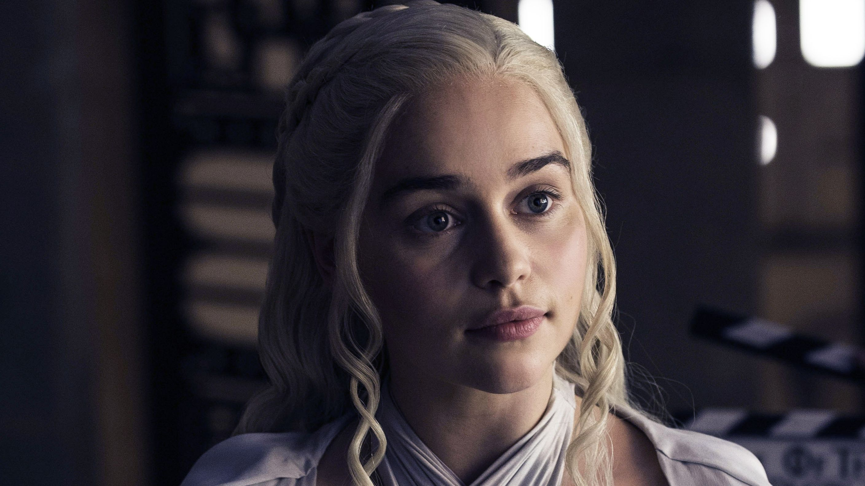 Download free HD Emilia Clarke Daenerys Stormborn HD Wallpaper, image