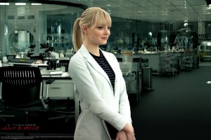 Download Emma Stone Amazing Spider Man Wallpaper Free Wallpaper on dailyhdwallpaper.com
