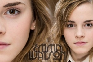 Emma Watson Beautiful Wide Wallpaper