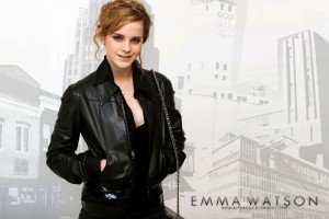 Download Emma Watson Black Normal Wallpaper Free Wallpaper on dailyhdwallpaper.com