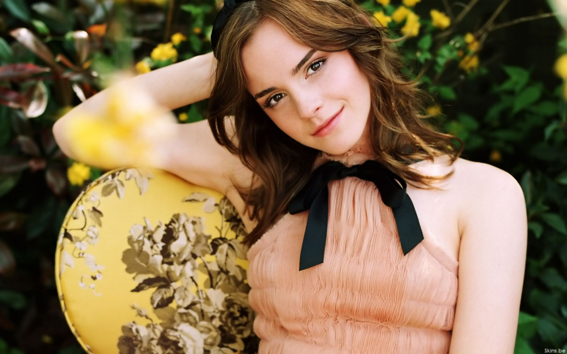 Emma Watson Widescreen 2 Wide Wallpaper