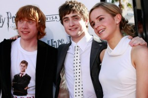 Download Emma Watson With Daniel Radcliffe Wide Wallpaper Free Wallpaper on dailyhdwallpaper.com