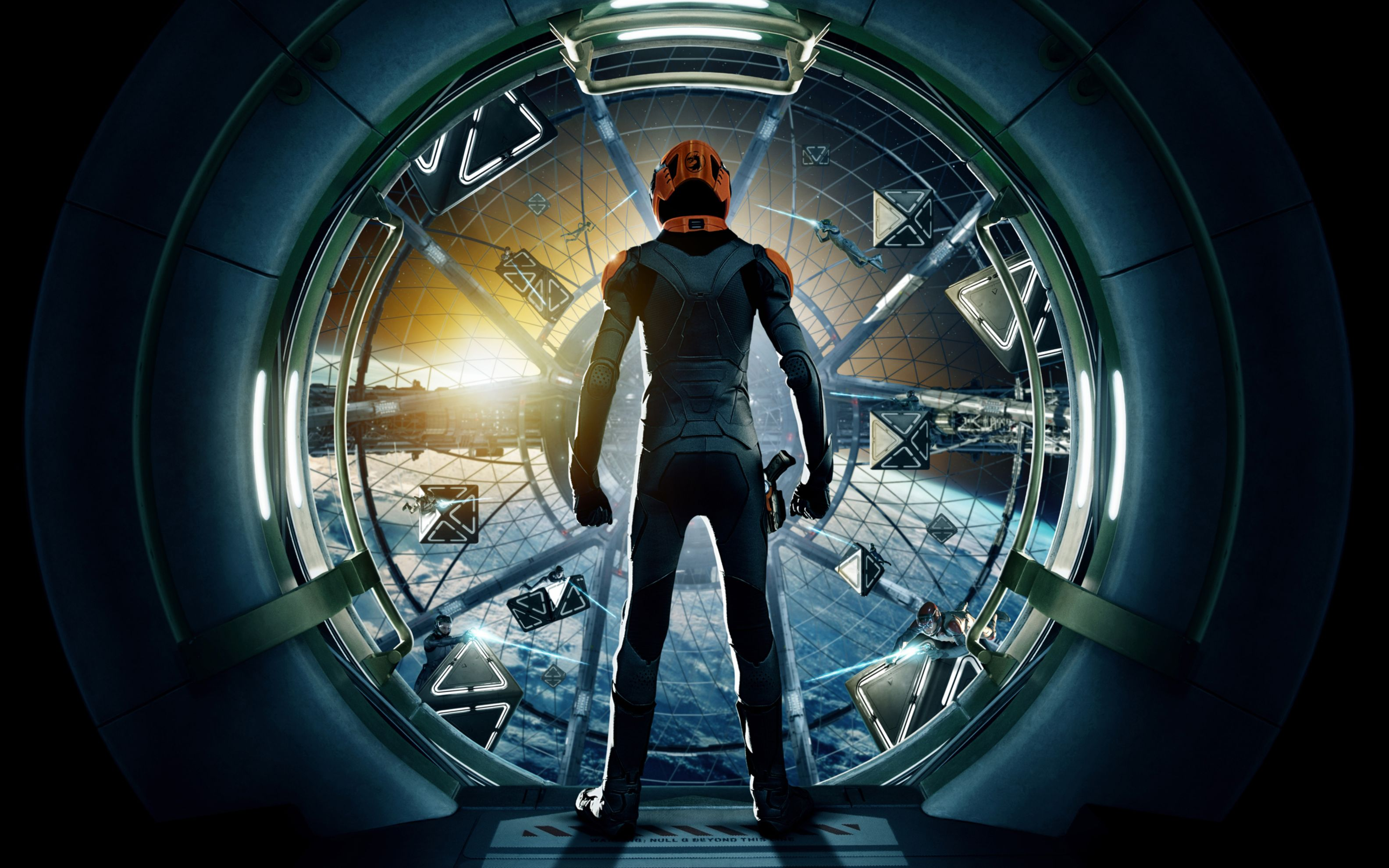 Download free HD Enders Game Movie Wide Wallpaper, image
