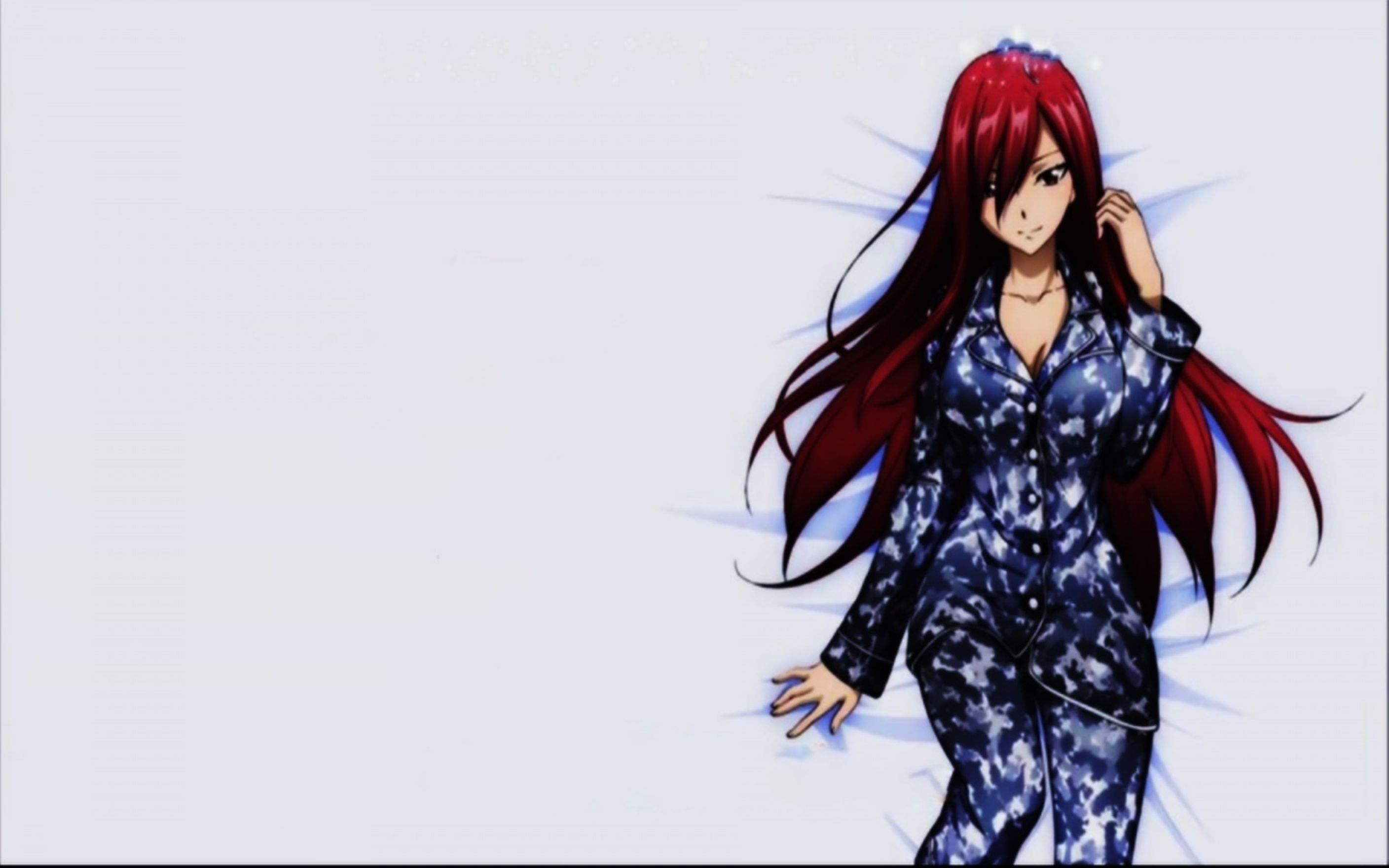 Download free HD Erza Cute Awesome Anime Wallpaper, image
