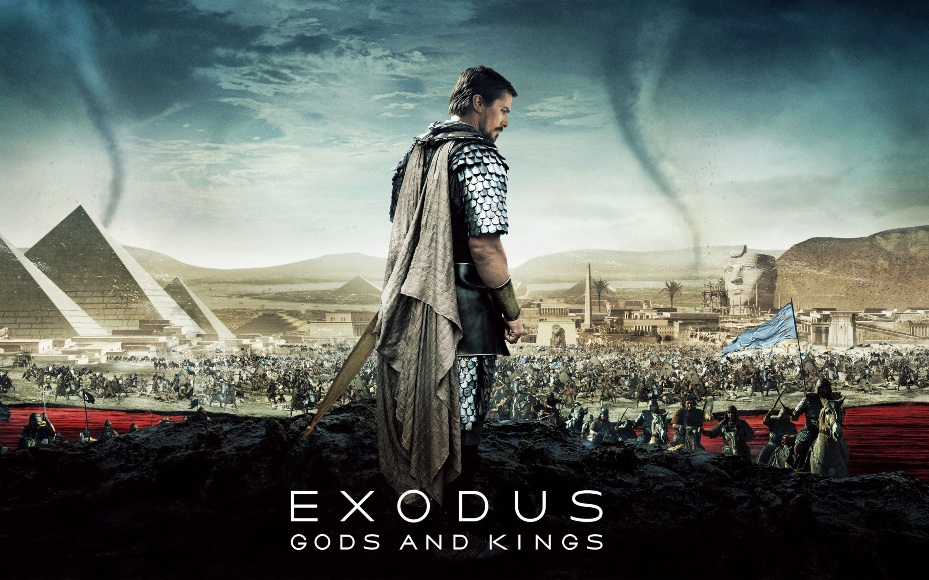 Download free HD Exodus Gods And Kings Movie Wide Wallpaper, image