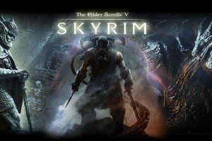 Download Fantastic Skyrim Cover HD Wallpaper Free Wallpaper on dailyhdwallpaper.com