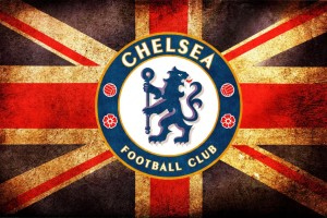FC Chelsea Logo Art HD Wallpaper