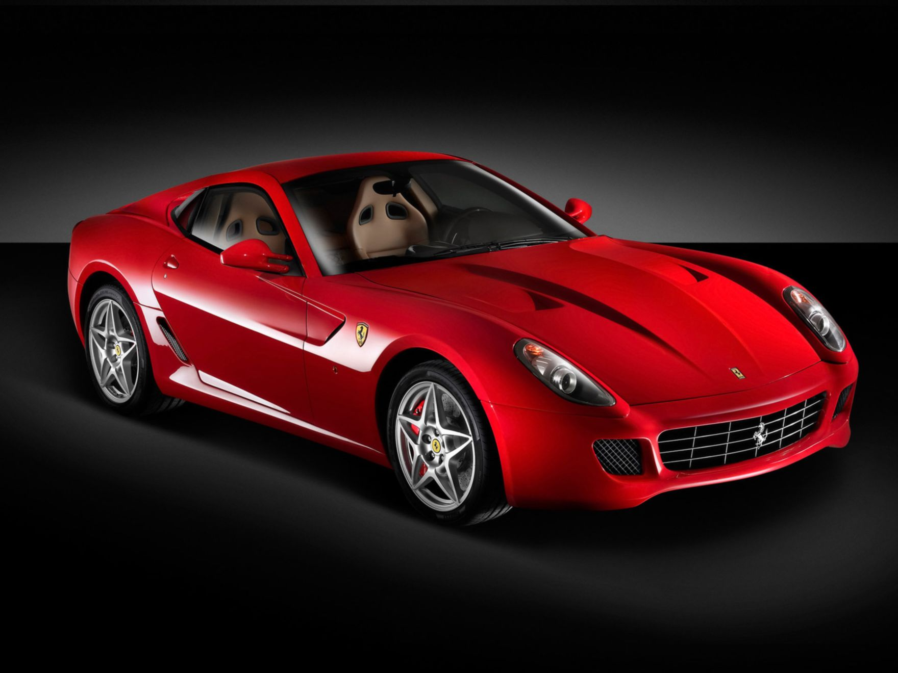 Download free HD Ferrari 599 Gtb Normal Wallpaper, image
