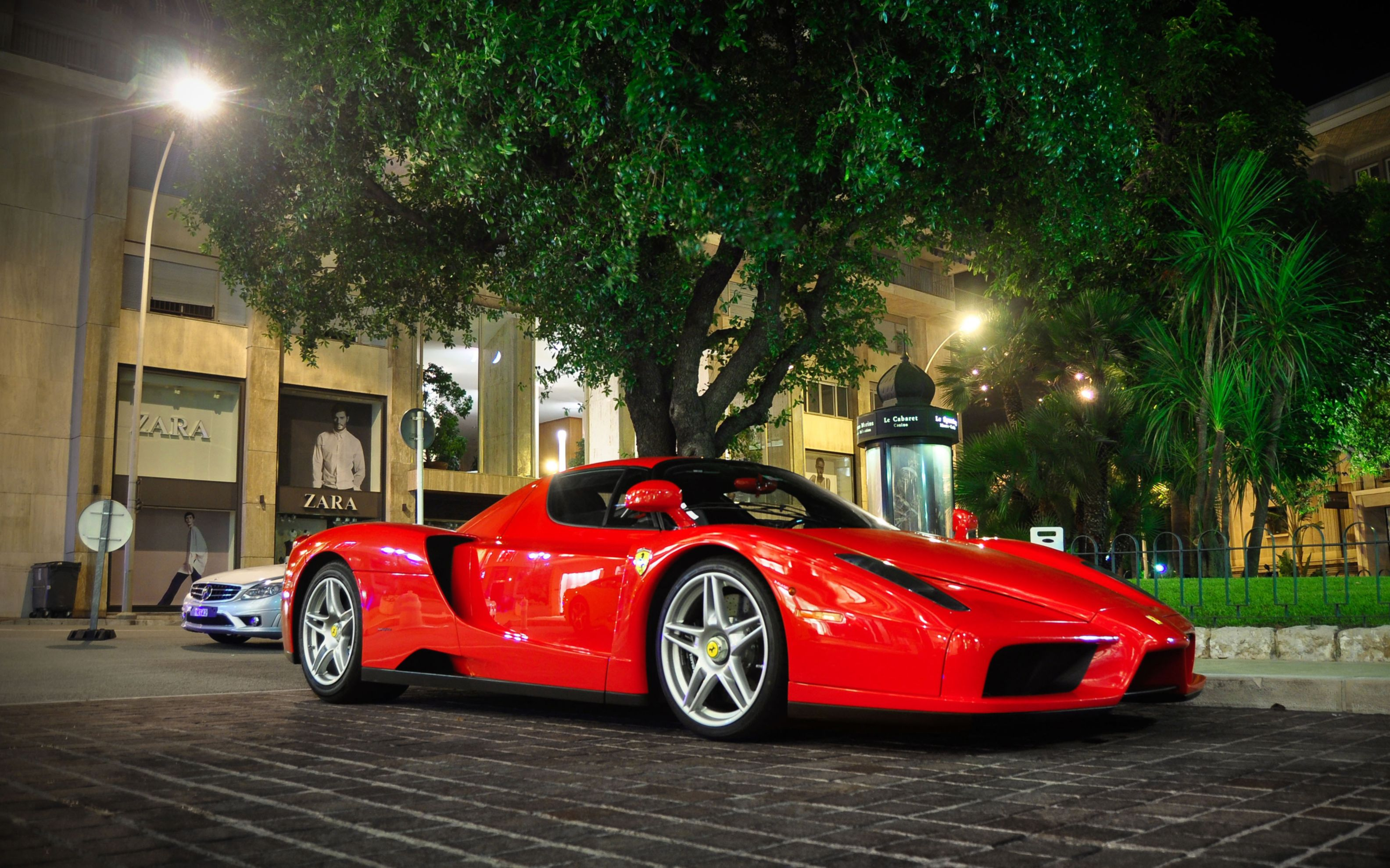 Download free HD Ferrari Enzo Wide Wallpaper, image