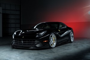 Ferrari F12 Berlinetta Wide Wallpaper
