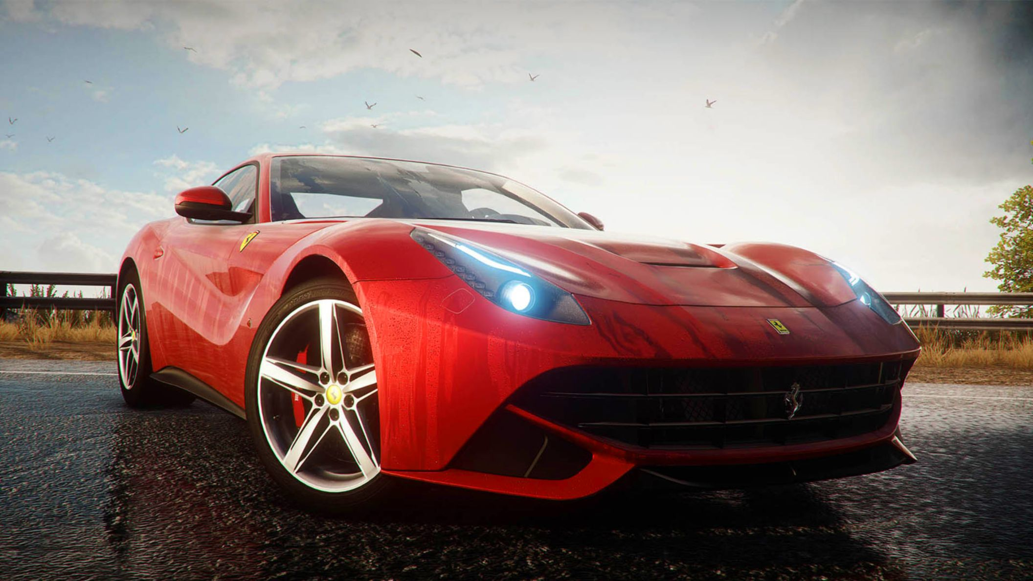 Download free HD Ferrari F12 Need For Speed Rivals HD Wallpaper, image
