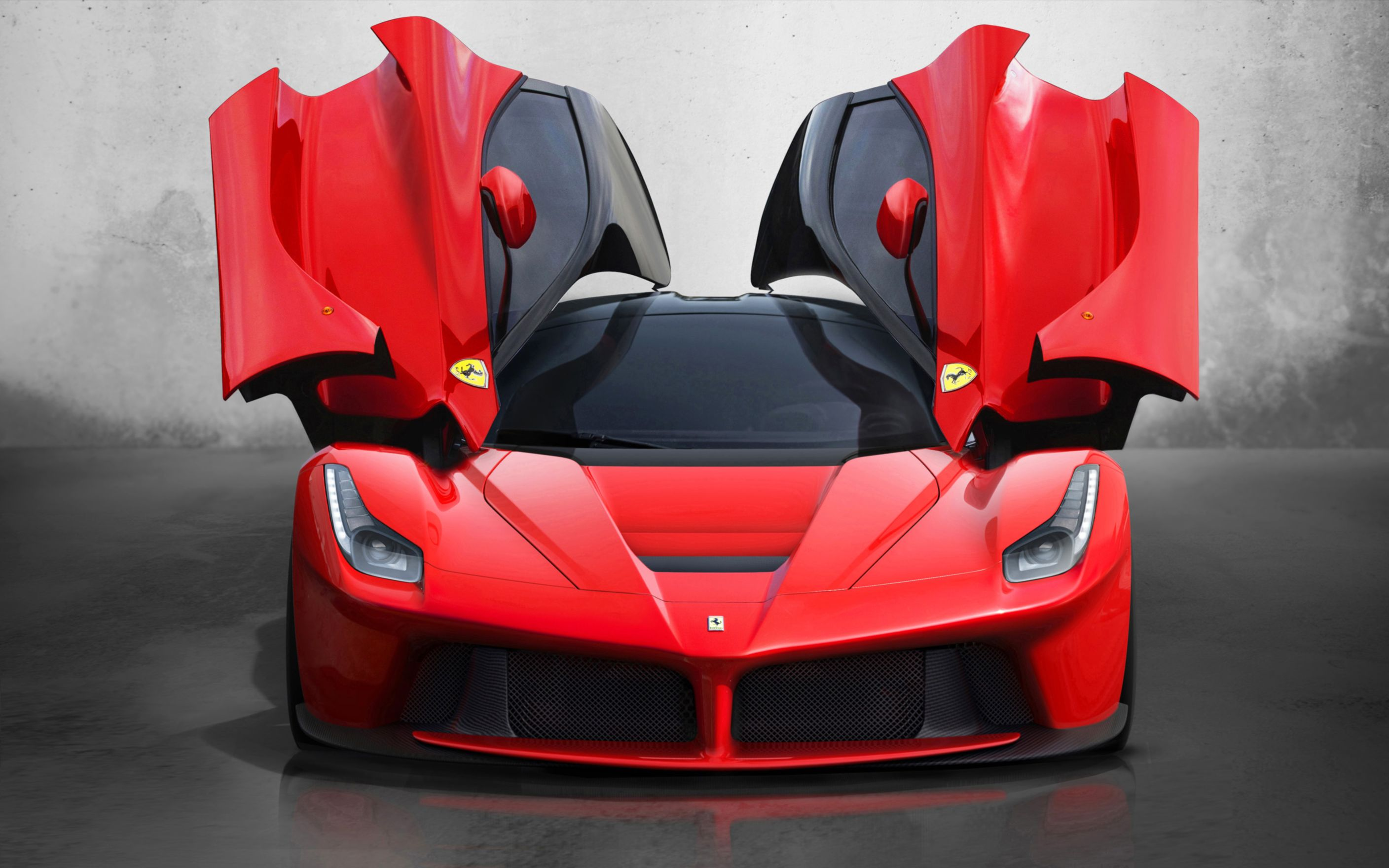 Download free HD Ferrari Laferrari 2013 Wide Wallpaper, image