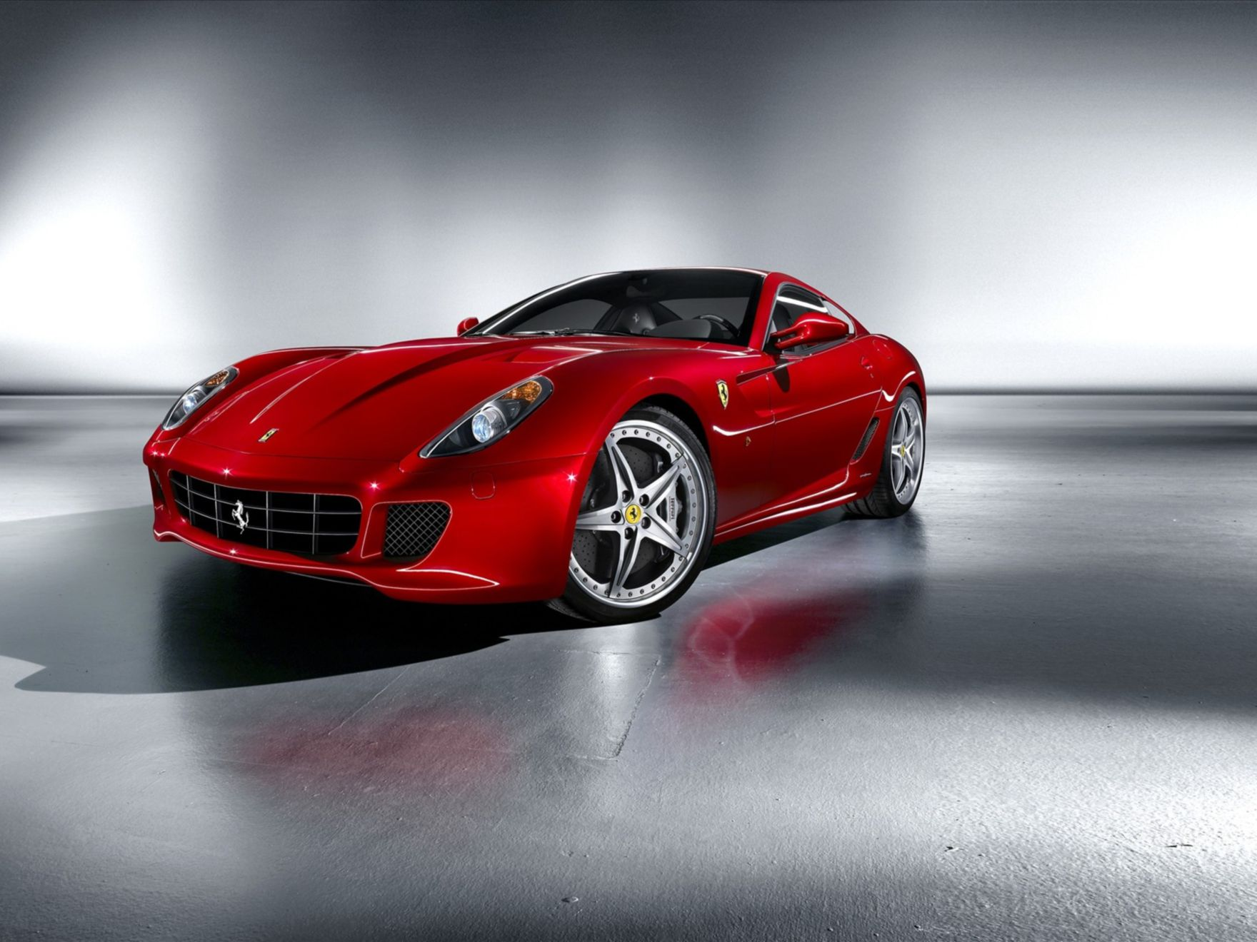 Download free HD Ferrari Red Car Normal Wallpaper, image