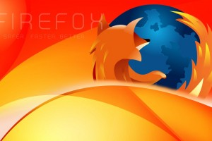 Firefox HD Widescreen Wide Wallpaper