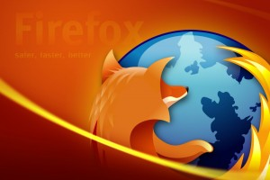 Firefox Safer Better Faster Normal Wallpaper
