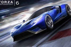 Ford GT Forza MotorSport 6 Wide Wallpaper